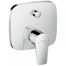 Hansgrohe - Talis E Bath Mixer Concealed Chrome