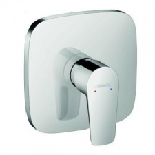 Hansgrohe - Talis E Shower Mixer Concealed Chrome