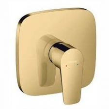 Hansgrohe - Talis E Shower Mixer Concealed Polished Gold Optic