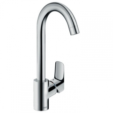 Hansgrohe - Kitchen Mixer 260 Swivel Spout Logis Chrome