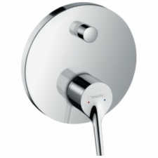 Hansgrohe - Talis S Bath Mixer Concealed Chrome