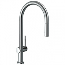 Hansgrohe - Talis M54 Single Lever Kitchen Mixer 210 Pull-Out Spray 2Jet Chrome