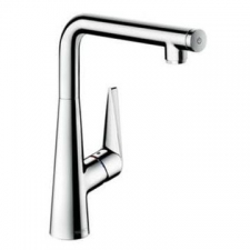 Hansgrohe - Talis Select S 300 K.Mixer Swivel Spout Chrome