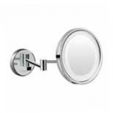 Hansgrohe - Shaving Mirror with LED Light Chrome
