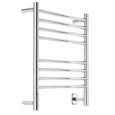 Jeeves - Classic 8 Heated Towel Rail Rose Gold