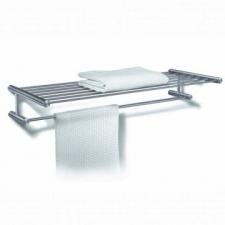 Zack - Civio Towel Shelf 619 x 245 x 99mm Brushed Stainless Steel