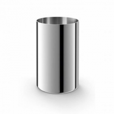 Zack - Cupa Tumbler H. 100mm Diameter 65mm Polished Stainless Steel