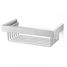 Zack - Linea Shower Basket Stainless Steel