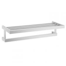 Zack - Linea Towel Shelf Brushed Stainless Steel