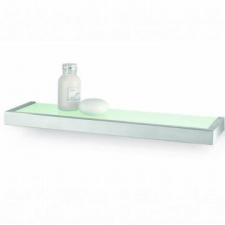 Zack - Linea Shelf 465mm Brushed Stainless Steel