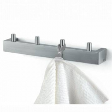Zack - Linea Towel Hook 4 Towel Stainless Steel