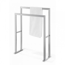 Zack - Linea Towel Rack Brushed Stainless Steel