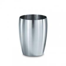 Zack - Novo Stainless Tumbler 90 x Diameter 70mm Brushed Stainless Steel