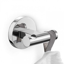 Zack - Scala Towel Hook Double Polished Stainless Steel