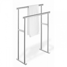 Zack - Scala Towel Rack Polished Stainless Steel