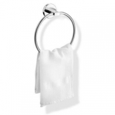 Zack - Scala Towel Ring Stainless Steel