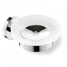 Zack - Scala Soap Dish Polished Stainless Steel