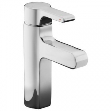 Kohler - Singulier Basin Mixer Single Control w/o Drain 179x100mm Polished Chrome