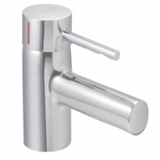 Kohler - Cuff Basin Mixer Single Control 133x46x90mm Polished Chrome