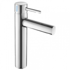 Kohler - Cuff Basin Mixer Single Control w/o Drain 258x46x130mm Polished Chrome