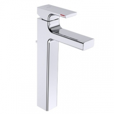 Kohler - Strayt Basin Mixer Single Control 321x149mm Polished Chrome
