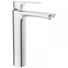 Kohler   Aleo+ Basin Mixer Single Control w/ Drain 269x160mm Polished Chrome
