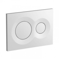 Kohler - Lynk In-Wall Tank Cover Face Plate White