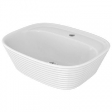 Kohler   Ribana Basin Countertop Single Taphole White