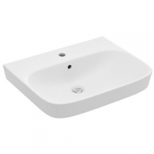 Kohler   Modern Life Basin 600x475mm with Tap Deck White