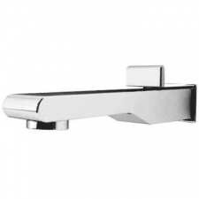Kohler - Singulier Bath Spout Wall-Mounted 185x75x49mm Polished Chrome
