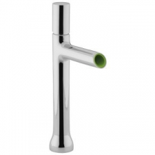 Kohler - Toobi Single-Control Tall Basin Mixer w/o Drain Polished Chrome