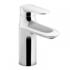 Kohler - Kumin Basin Mixer Single Control w/o Drain 162x100mm Polished Chrome