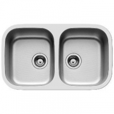 Kwikot   Iris Series Sink Undermount 766x456x180mm Stainless Steel