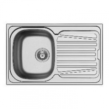 Kwikot - Classique Inset Sink SEB 790 x 500mm Stainless Steel