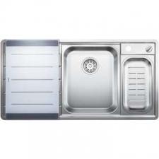 Blanco - Axis II 6 S-IF Sink Drop-In LHD SB & Tidy 1000x510x175mm SS