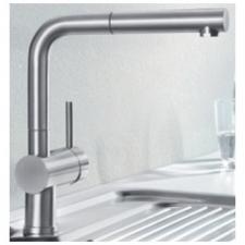 Blanco - Linus S Sink Mixer Stainless Steel