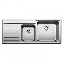Blanco - Naya 8 S Sink Drop-In DEB 1160x500x200mm SS