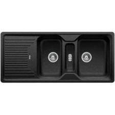 Blanco - Classic 8 S Sink Drop-In DEB & Tidy 1160x510x190mm Anthracite