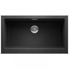 Blanco - Vintera XL 9 Underslung Sink 896x510x220mm Black