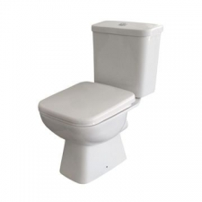 Lecico - C2 C/Coupled Toilet Suite w/ S/Close Seat White