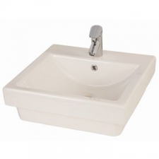 Lecico - Caprieze Countertop Basin 464x466x168mm White