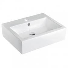 Lecico - Adesso Piazza Basin Countertop 560x450x150mm White