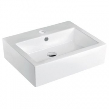 Lecico - Adesso Piazza Basin Countertop 560x450x150mm White
