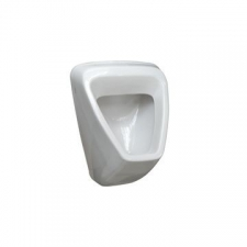 Lecico - Atlas Geo Wall-Hung Back-Entry Urinal White