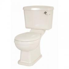 Lecico - New Hamilton C/C Toilet Suite w/ S/C Seat White
