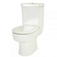 Lecico - Madison Close-Coupled Boxed Toilet Suite