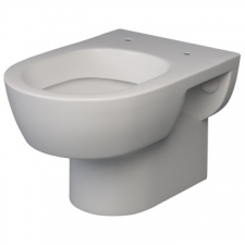 Lecico - Madison Wall-Hung Pan only White
