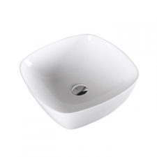 Lecico - Rhine Countertop Basin 405x405x140mm White