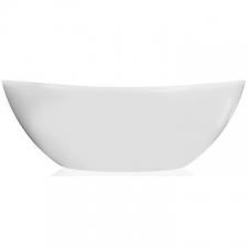 Livingstone Baths - Perlato Freestanding Bath 1680x845x570mm White