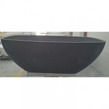 Livingstone Baths - Redere Freestanding Bath 1720x870x510mm Grey